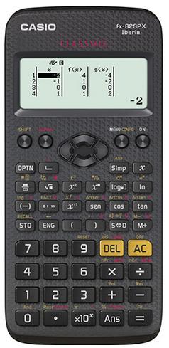 calculadoras permitidas en selectividad casio fx-82sp x ii iberia