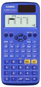 calculadoras permitidas en selectividad casio fx-85sp x ii iberia